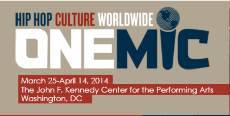 One Mic Festival at The KennedyCenter