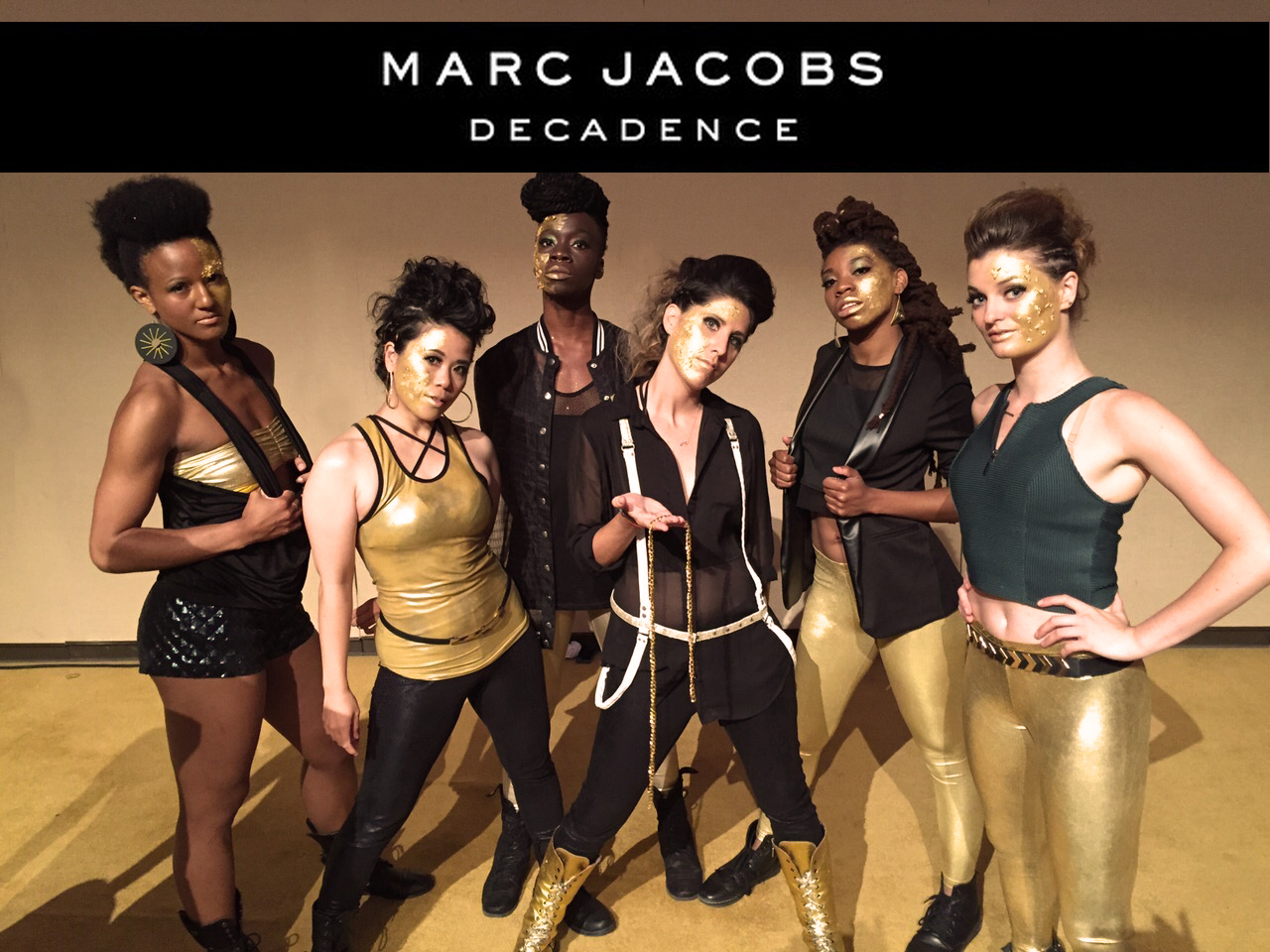 Marc Jacob's Decadence by CotyLaunch